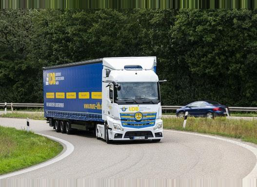 Transport Logistik