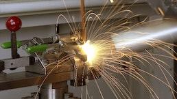 Laserschweißen  - Lohnfertigung