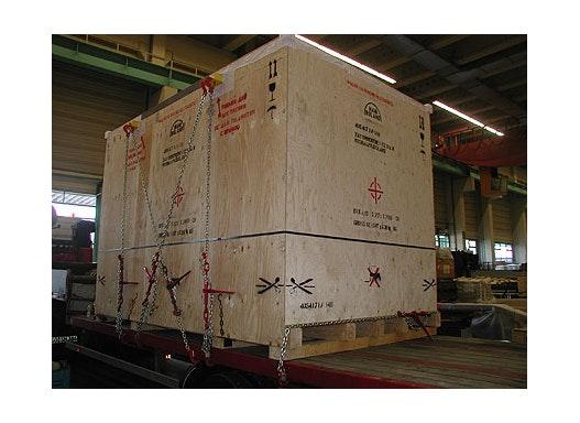 Exportverpackungen