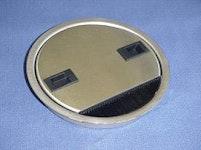 TOPfloor  Kabeldurchlass D-200 - für den Einbau innerhalb der Platte