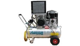 Mobiler Kolbenkompressor AIRPROFI 853 mit Druckluft-Nachkühler (Entfeuchter)