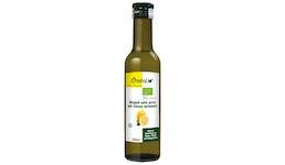 Extra natives Olivenöl mit Zitrone, Bio
