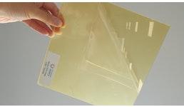 Arolux PEKK: verformbare PAEK dünne Platten mit Hochleistungen