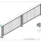 Geländer und Treppen
