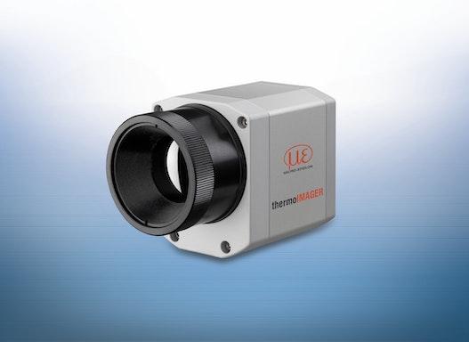 thermoIMAGER TIM 640 - Kleinste VGA-Infrarotkamera weltweit / Wärmebildkamera