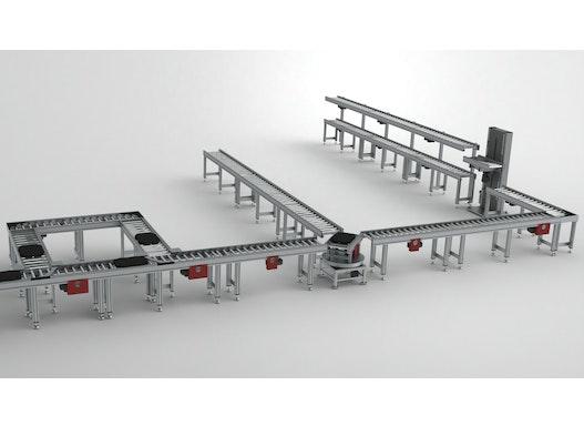 Werkstückträgersystem MATRIX-R