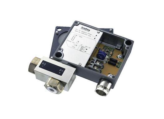 Differenz-Drucktransmitter ND 8204