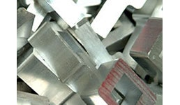 Sägen von Aluminiumprofilen