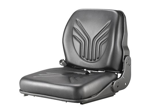 Grammer - Fahrersitz B 12 Kunstleder   PVC  [im Sortiment über 340 Fahrersitze von Grammer...]