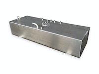 Aluminiumtank für Hochseeyachten