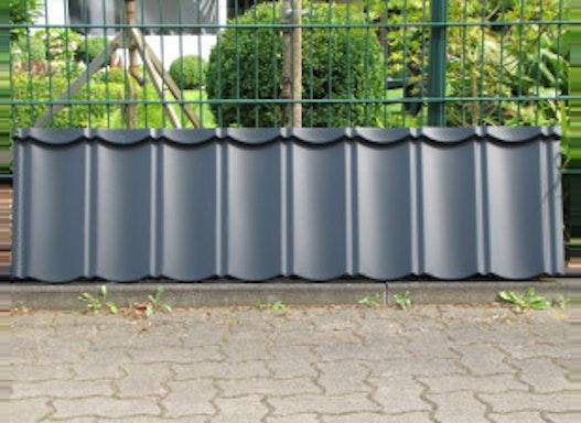 TWIN TILE Dachpfannenprofil 1.400 x 367 mm