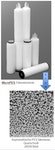 MicroPES Serie - Polyethersulfon-Membranfilterelemente