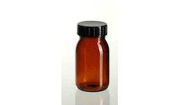 Weithalsglas 200 ml DIN 55