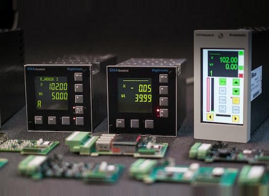 ENA Control Prozessregler Digitrenic & Protrenic