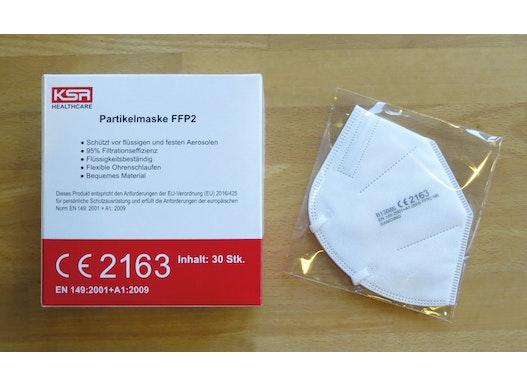FFP2 Atemschutzmasken - KSR