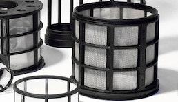 Filterelemente für Hydraulikanwendungen