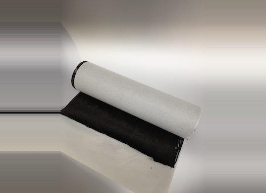 Zwischenlagenpapier für Carbonfaser-Tapes