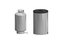 Warmwasserbereiter UBS, 120 und 150 Liter