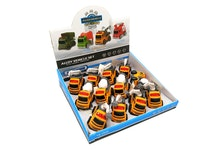 Rückzugauto Feuerwehr-/Baufahrzeuge   12er Display