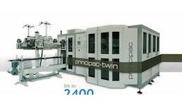vollautomatische Offensack Verpackungsmaschine principac-twin