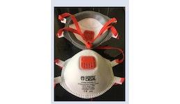 FFP3-Atemschutzmasken