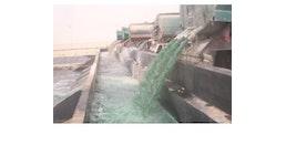 Anlagen zur Behandlung von industriellem Abwasser