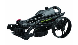 Elektrotrolley: Big Max Gamma Elektro Trolley schwarz inkl. Batterie