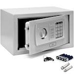 Elektr. Möbeltresor 31x20x20cm - 3,2mm Tür inkl. Batterien