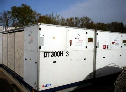 Gebrauchte Kältemaschinen von 25 bis 1.500 kW