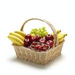 Obstkorb (Einfacher Mix) - GANZ