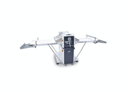 Ausrollmaschine mit 650 mm Bandbreite