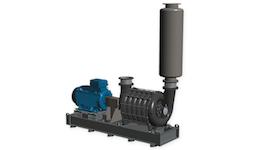 Gebläse/Exhaustor 251 (5.000 bis 20.000 m³/h)