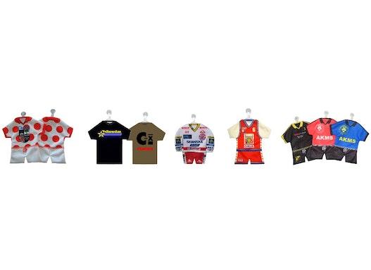 Merchandise Minitrikots als Werbeartikel