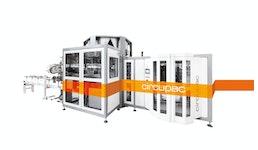 STATEC BINDER - CIRCUPAC: Vollautomatisches Hochleistungs-Verpackungskarussell