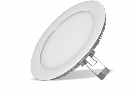 LED Mini Panel 18W (rund) 3000K