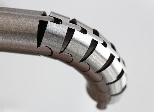 Laserschneiden von Rohren und Dünnblechen