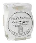 "Prices Candles ""Eliminates Odours Open Window"" – Duftkerzen"