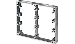 Aluminium-Druckguss in der Elektronik: Modularer Gehäuserahmen für Steuerelektronik