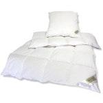 Daunen Betten Set 135x200cm + 80x80cm Kissen 15% Entendaune