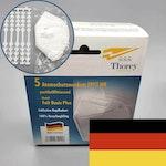 FFP2 Masken aus Deutschland - 5 Stk.