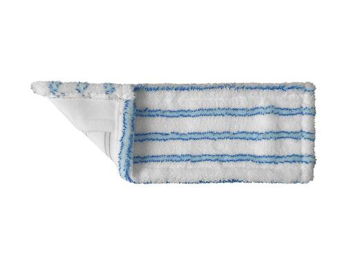 Symto Mikrofaser blau / weiß 50cm