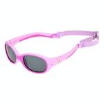 ActiveSol KINDER-Sonnenbrille   MÄDCHEN   100% UV 400 Schutz   polarisiert   unzerstörbar aus flexiblem Gummi   2-6 Jahr