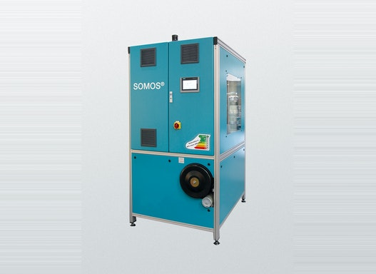 SOMOS® Stationäre Granulattrockner RDC (für große Durchsätze)