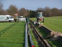 Bewässerungstechnik für Reitanlagenberegnung