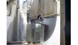 Trennscheiben für Brückensägen und Blocksägen