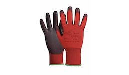 Nylon-Polyurethan-Handschuh NIRO-S  pure 1001  EN 388:2016 =4131X