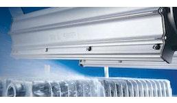 WindJet® AirKnife Pakete mit Niederdruckgebläse