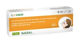 Laientest LYHER Covid-19 Antigen  Schnelltest