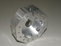 Präzisionsteile aus CNC-Fertigung