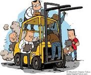 Staplerreparatur, Service Ersatzteile für alle Stapler